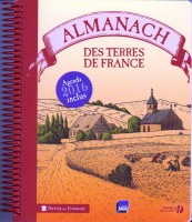 almanach terres de france
