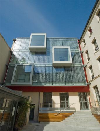 Et A La Maison Des Ensembles   Rue Daligre